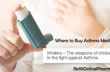 Where to Buy Asthma Medicines Online?
