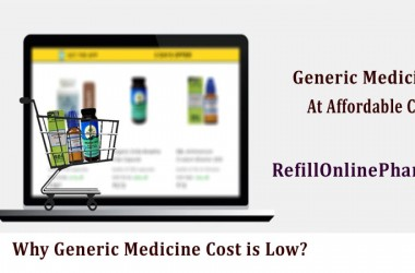 Why Generic Medicine cost is low as compared to the brand?