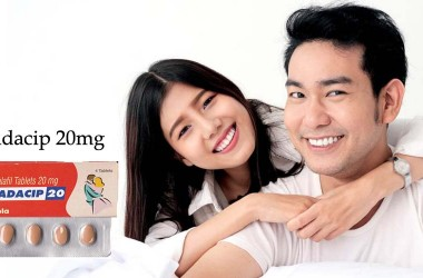 Tadacip: The Right Pill for Treating Erectile Dysfunction