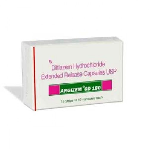 Angizem CD 180mg