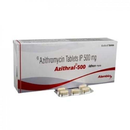 Azithral 500mg