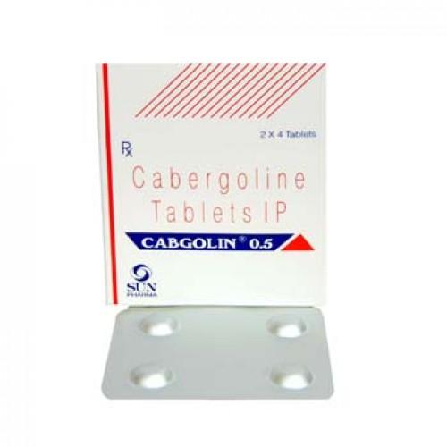 Cabgolin 0.5mg