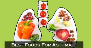 What should you eat to prevent asthma?