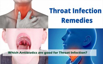 Which Antibiotics are good for Throat Infection?