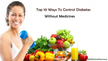 10 Ways to Control Diabetes without Medication